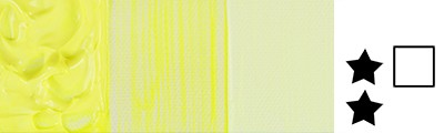 502 Fluo yellow, farba akrylowa Abstract Sennelier 120ml
