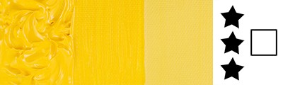 574 Primary yellow, farba akrylowa Abstract Sennelier 500ml