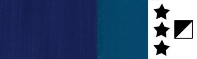 390 Ultramarine, farba akrylowa Brera, 60ml