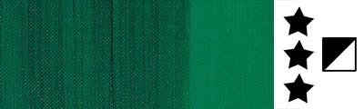 321 Phthalo green, farba akrylowa Brera, 60ml