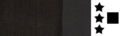 535 Ivory black, farba akrylowa Brera, 60ml