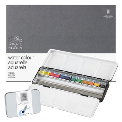 Professional Water Colour Set Winsor & Newton