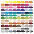 paleta kolorow zestaw promarker