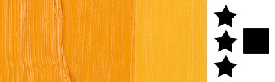 210 S2 Cadmium yellow deep, farba olejna Van Gogh 40 ml