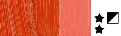 393 S1 Azo red medium, farba olejna Van Gogh 40 ml