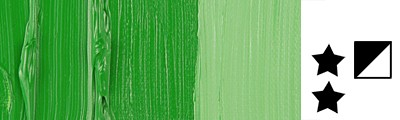 614 S1 Permanent green medium, farba olejna Van Gogh 40 ml