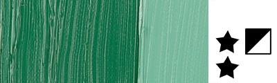 619 S2 Permanent green deep, farba olejna Van Gogh 40 ml