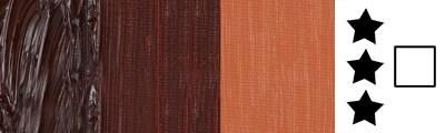 378 S2 Transparent oxide red, farba olejna Van Gogh 40 ml