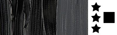 701 S1 Ivory black, farba olejna Van Gogh 40 ml