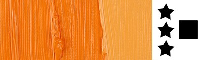211 S2 Cadmium orange, farba olejna Van Gogh 60 ml