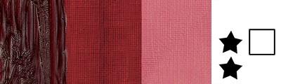 326 S1 Alizarin crimson, farba olejna Van Gogh 60 ml