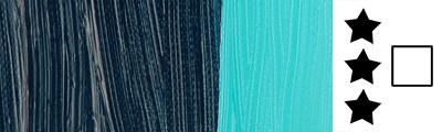 565 S2 Phthalo turquoise blue, farba olejna Van Gogh 60 ml