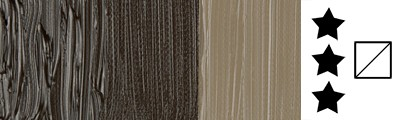 408 S1 Raw umber, farba olejna Van Gogh 60 ml