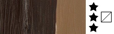 409 S1 Burnt umber, farba olejna Van Gogh 60 ml