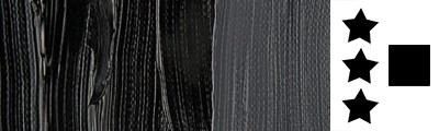 701 S1 Ivory black, farba olejna Van Gogh 60 ml