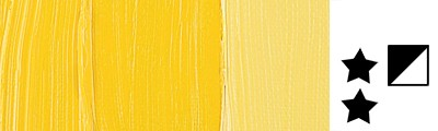 269 S1 Azo yellow medium, farba olejna Van Gogh 200 ml