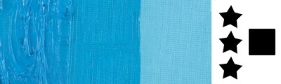 530 S1 Sevres blue, farba olejna Van Gogh 200 ml