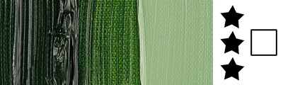 623 S1 Sap green, farba olejna Van Gogh 200 ml