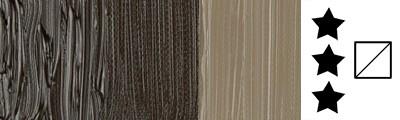 408 S1 Raw umber, farba olejna Van Gogh 200 ml