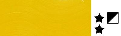 07 Żółty kadmowy średni, farba akrylowa Maxi acril 60ml