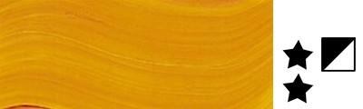 08 Żółty kadmowy średni, farba akrylowa Maxi acril 60ml