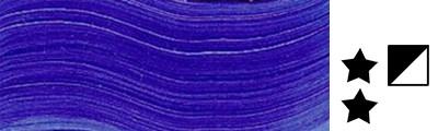 24 Błękit kobaltowy ciemny, farba akrylowa Maxi acril 60ml
