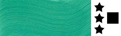 28 Zieleń permanentna, farba akrylowa Maxi acril 60ml