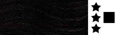 42 Czarny, farba akrylowa Maxi acril 60ml