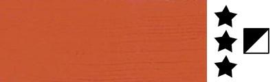 09 Czerwień Kadmowa, farba akrylowa Colours