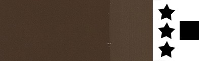493 Raw umber, farba akrylowa Polycolor 140ml