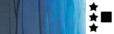 318 Prussian blue, farba olejna Rive Gauche 200 ml