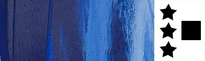 312 Ultramarine blue light, farba olejna Rive Gauche 200 ml