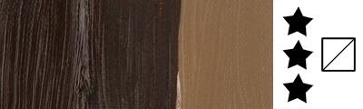 409 S1 Burnt umber, farba olejna Van Gogh 200 ml