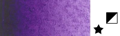917 Dioxazine purple, farba akwarelowa L'Aquarelle, półkostka