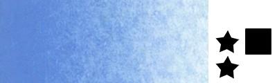 322 Royal blue, farba akwarelowa L'Aquarelle, półkostka