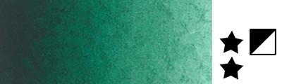 899 Forest green, farba akwarelowa L'Aquarelle, półkostka
