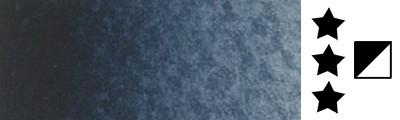 703 Payne's grey, farba akwarelowa L'Aquarelle, półkostka