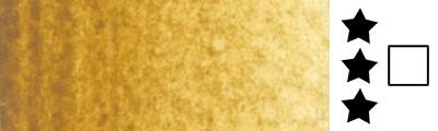 208 Raw sienna, farba akwarelowa L'Aquarelle, półkostka