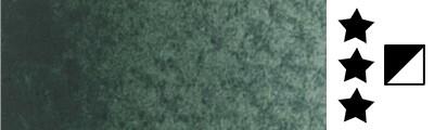 203 Greenish umber, farba akwarelowa L'Aquarelle, półkostka