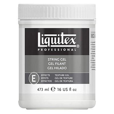 string gel medium liquitex