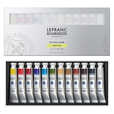 extra fine oil lefranc