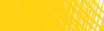 014 Golden yellow, pastel w kredce Conté a Paris