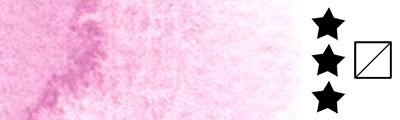 Aquarius 215 Ultramarine Pink, akwarela Szmal