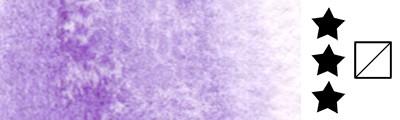 Aquarius 404 Cobalt Violet Deep, akwarela Szmal