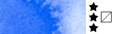 Aquarius 223 Ultramarine Light, akwarela Szmal