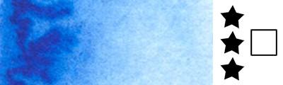 Aquarius 225 Phthalo Blue (Red Shade), akwarela Szmal