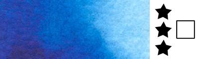 Aquarius 103 Phtalo Blue (Green Shade), akwarela Szmal