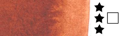 Aquarius 238 Transparent Oxide Red, akwarela Szmal