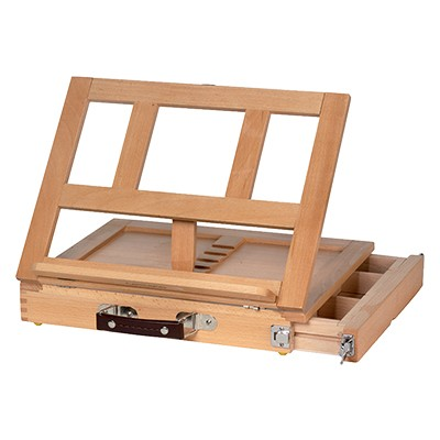 callisto table box easel
