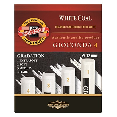 white coal gioconda kin
